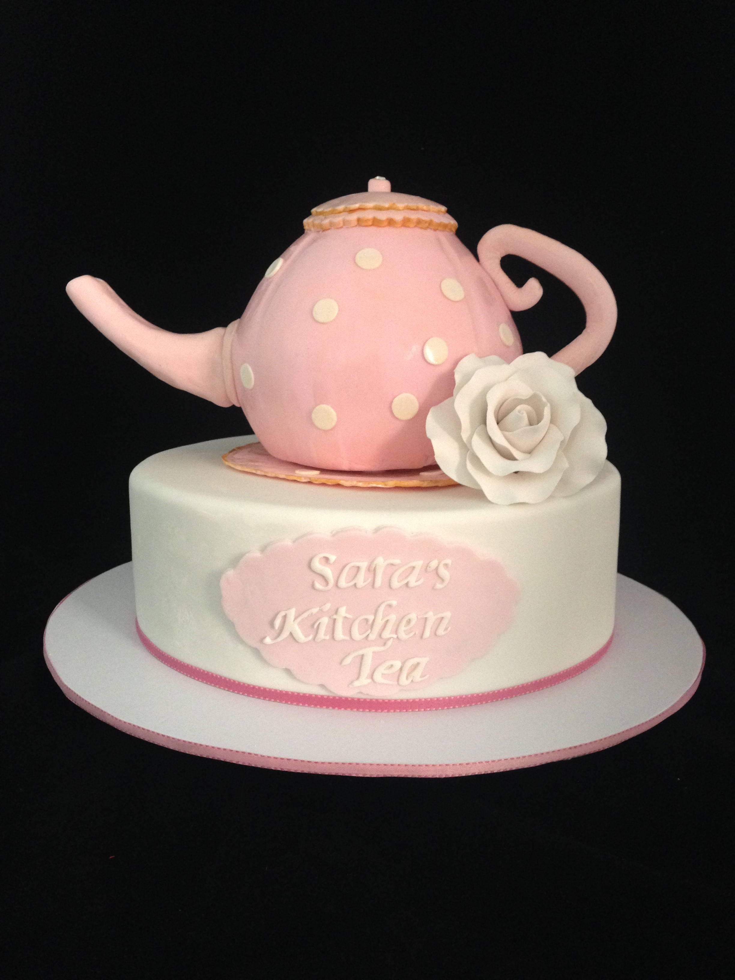 Kitchen Tea Cake Kitchen Tea Cake Sydney Cake Art